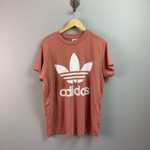 Adidas original boy friend t shirt